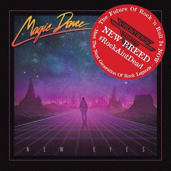 MAGIC DANCE - New Eyes - CD Jewelcase *NEW BREED*