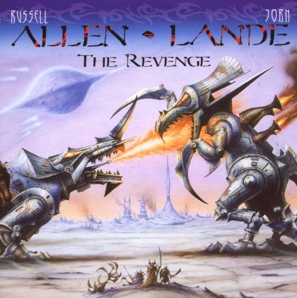Allen,Russell/Lande,Jorn - The Revenge