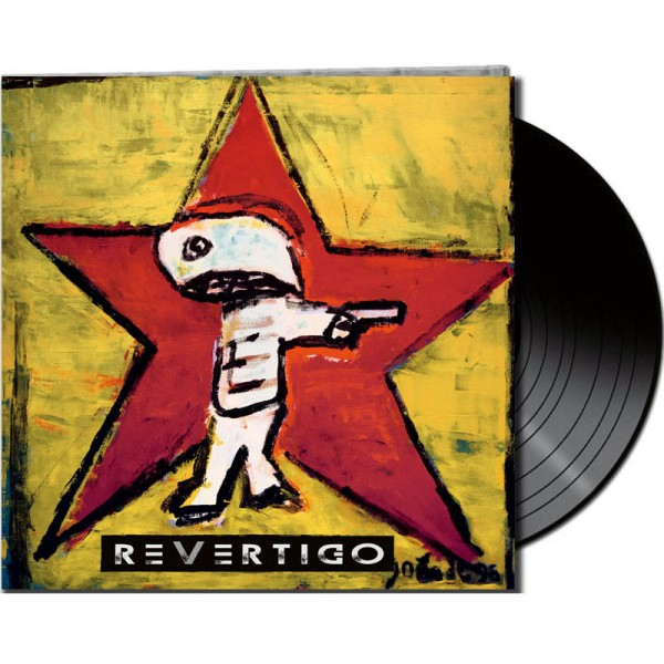 REVERTIGO - Revertigo - LTD Gatefold Black Vinyl, 180 Gram