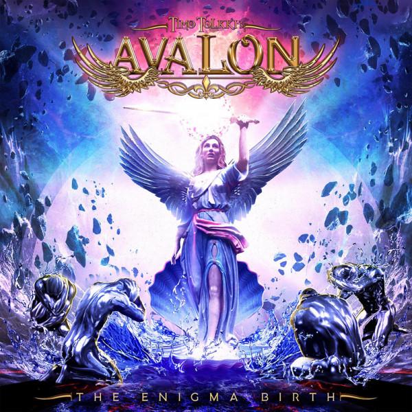 TIMO TOLKKI'S AVALON - The Enigma Birth - CD Jewelcase