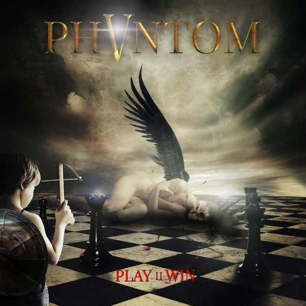 PHANTOM 5 - Play To Win - CD Jewelcase
