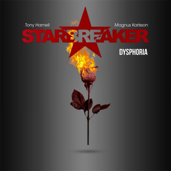 STARBREAKER - Dysphoria - CD Jewelcase
