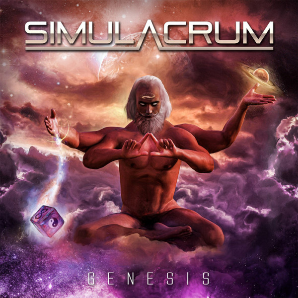 SIMULACRUM - Genesis - CD Jewelcase