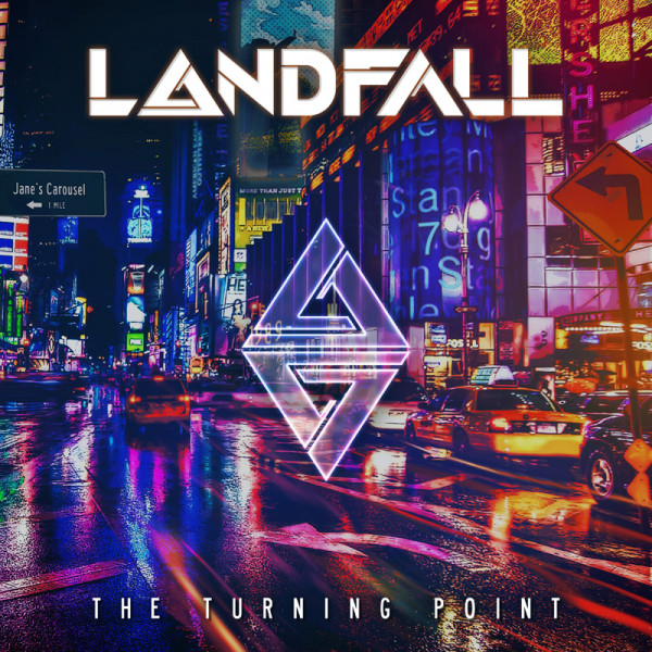 LANDFALL - The Turning Point - CD Jewelcase