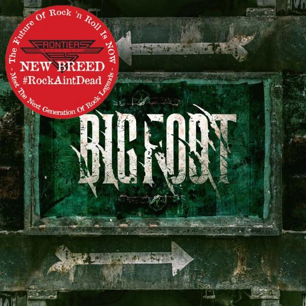 BIGFOOT - Bigfoot - CD Jewelcase