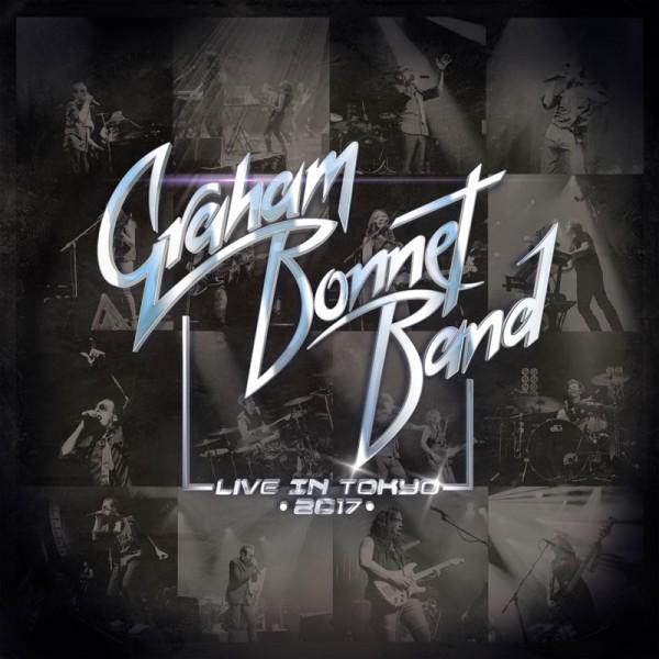 GRAHAM BONNET BAND - Live in Tokyo 2017 - CD+DVD