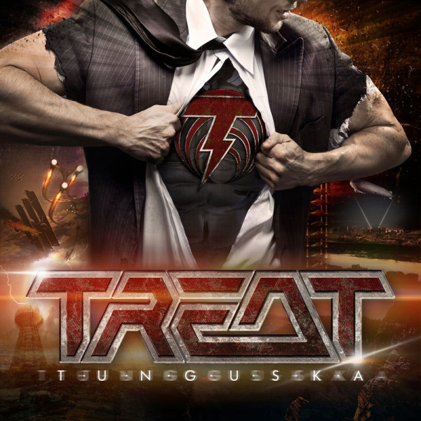 TREAT - Tunguska - CD Jewelcase