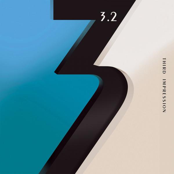 3.2 - Third Impression - CD Jewelcase