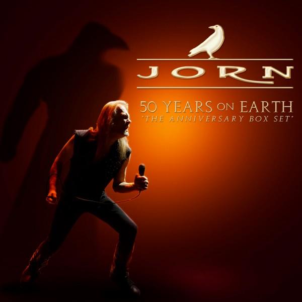 JORN - 50 Years On Earth - The Anniversary Box Set - 12 CD Vinyl Replica Box