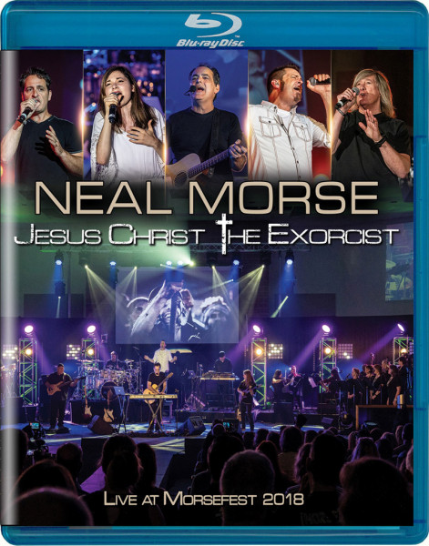 NEAL MORSE - Jesus Christ The Exorcist (Live At Morsefest 2018) - Blu-Ray