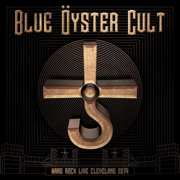 BLUE ÖYSTER CULT - Hard Rock Live Cleveland 2014 - Ltd. Gatefold BLACK 3LP, 180g
