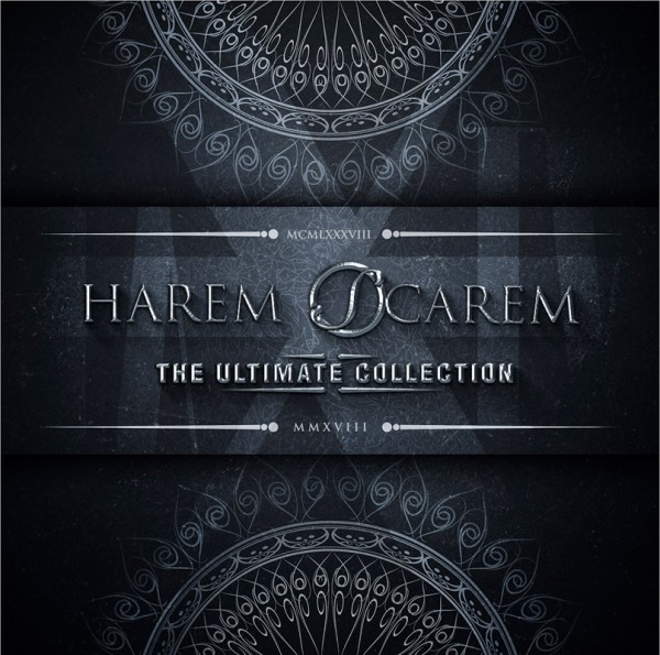 HAREM SCAREM - Ultimate Collection - 14 CD Boxset