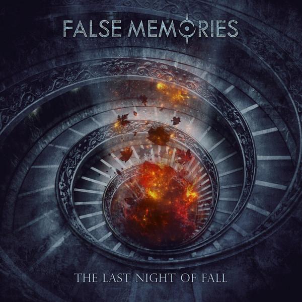 FALSE MEMORIES - The Last Night Of Fall - CD Jewelcase