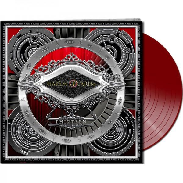HAREM SCAREM - Thirteen - LTD Gatefold RED Vinyl, 180 Gram