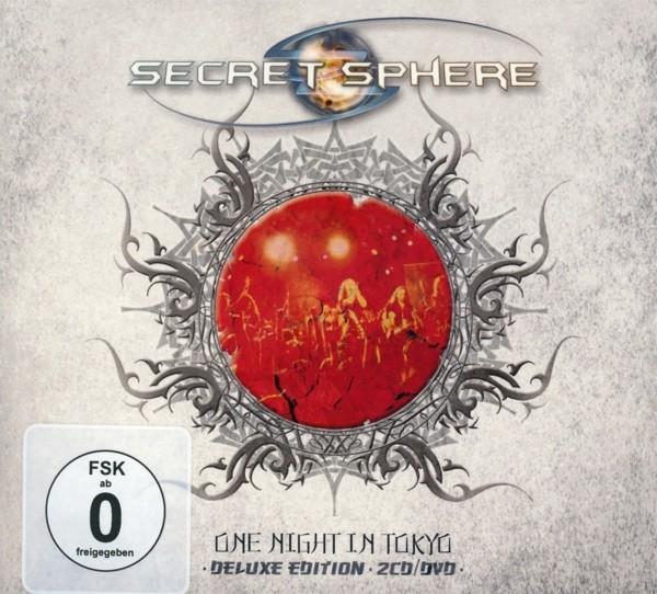 Secret Sphere - One Night In Tokyo