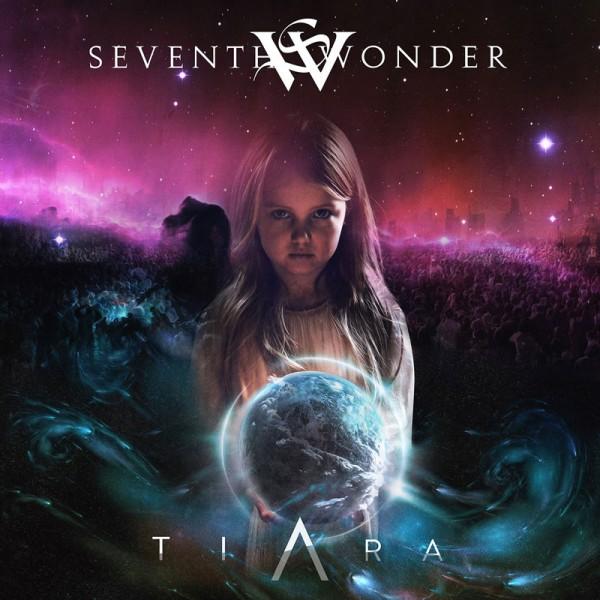 SEVENTH WONDER - Tiara - CD Jewelcase