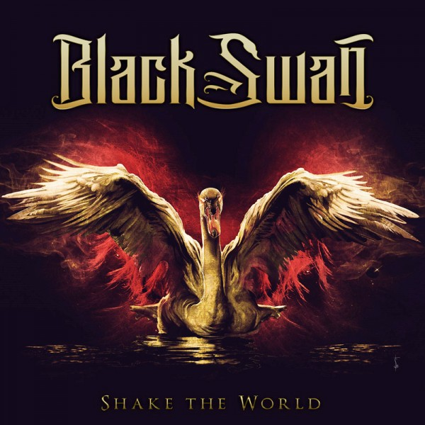 BLACK SWAN - Shake The World - CD Jewelcase
