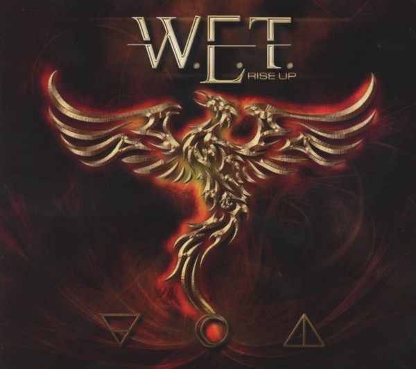 W.E.T. - Rise Up (Digipak)