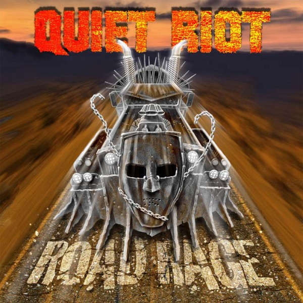 QUIET RIOT - Road Rage - LTD. Gatefold / Black Vinyl / 180 Gramm