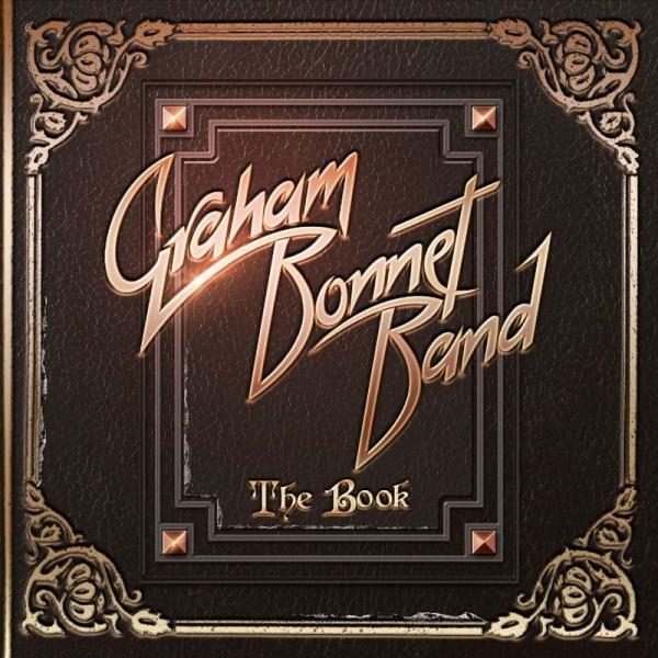 Graham Bonnet Band - The Book (Ltd.Gatefold Black Vinyl, 180 Gramm)