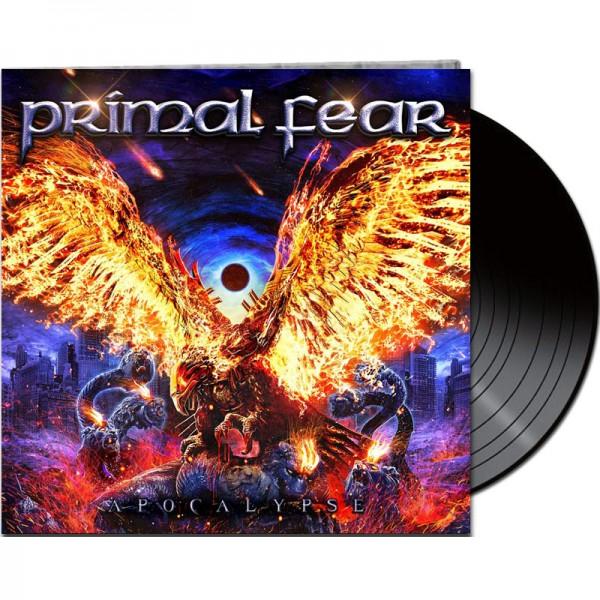 PRIMAL FEAR - Apocalypse - LTD Gatefold Black Vinyl, 180 Gram