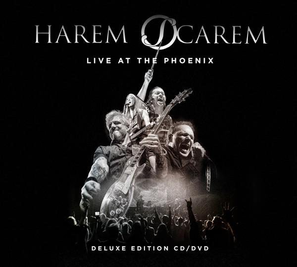 Harem Scarem - Live At The Phoenix (Ltd.Deluxe Edition)