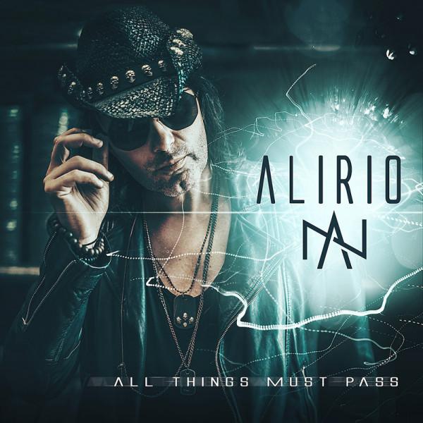 ALIRIO - All Things Must Pass - CD Jewelcase