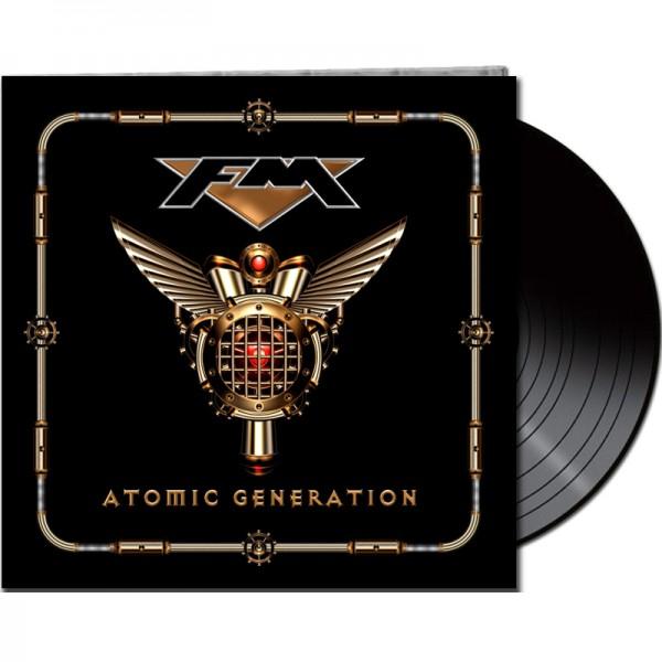 FM - Atomic Generation - LTD Gatefold Black Vinyl, 180 Gram