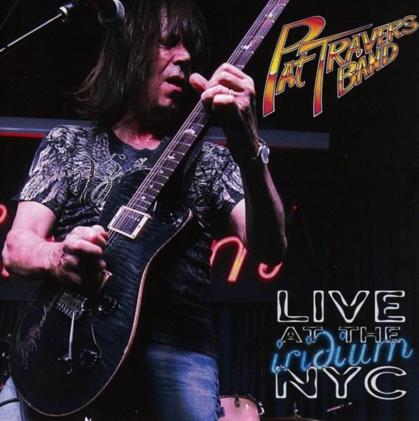 Travers,Pat Band - Live At The Iridium NYC