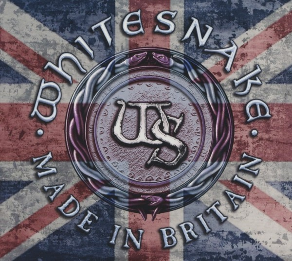 Whitesnake - Made In Britain/The World Records