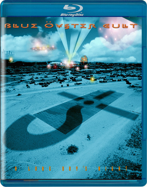 BLUE OYSTER CULT - A Long Day's Night - Blu-Ray