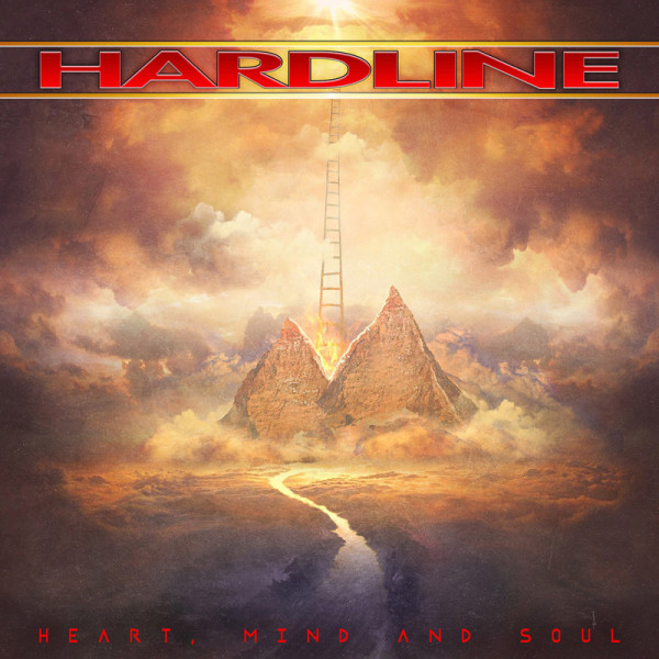 HARDLINE - Heart, Mind And Soul - CD Jewelcase
