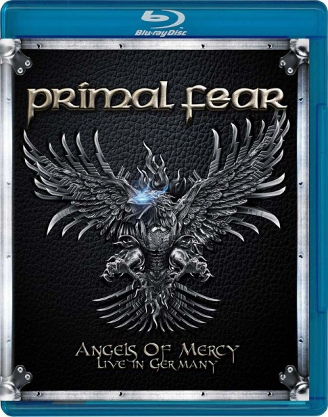 PRIMAL FEAR - Angels of Mercy - Live in Germany - BluRay