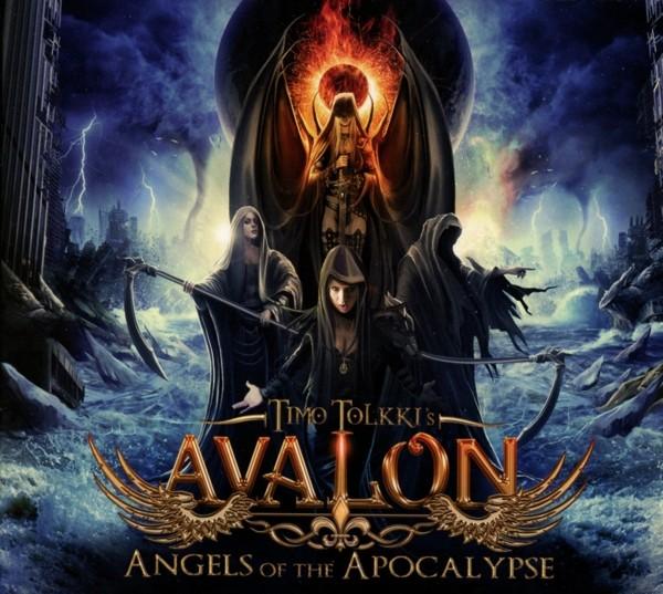 Timo Tolkki's Avalon - Angels Of The Apocalypse (Digipak)