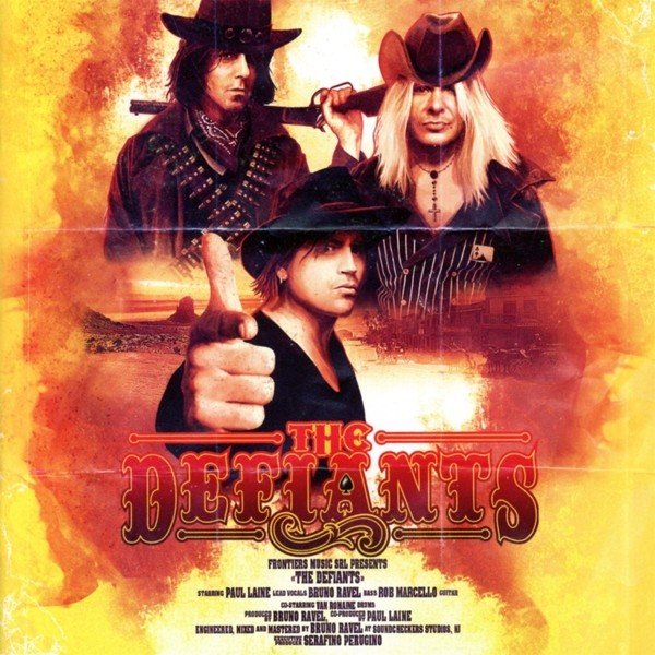 Defiants,The - The Defiants