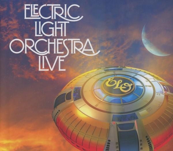 Electric Light Orchestra - Live (Ltd.Ecolbook)