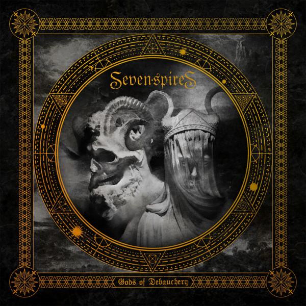 SEVEN SPIRES - Gods Of Debauchery - CD Jewelcase