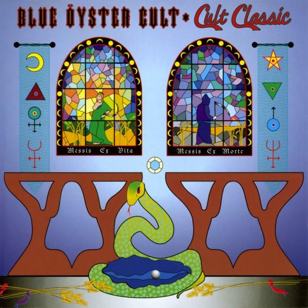 BLUE ÖYSTER CULT - Cult Classic - CD Jewelcase
