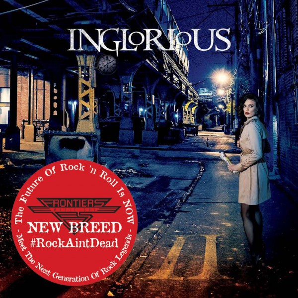 INGLORIOUS - Inglorious II - CD Jewelcase