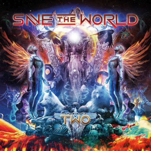 SAVE THE WORLD - Two - CD Jewelcase
