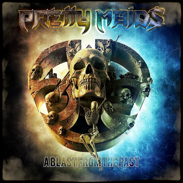 PRETTY MAIDS - A Blast From The Past - 12 CD Boxset
