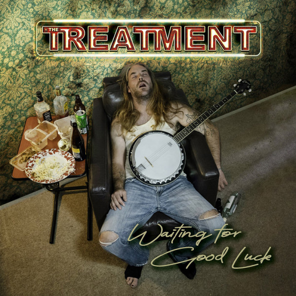 THE TREATMENT - Waiting For Good Luck - CD Jewelcase