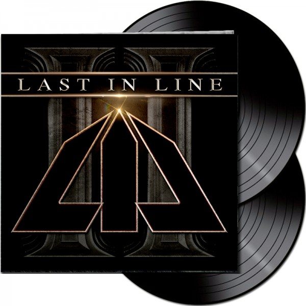 LAST IN LINE - II - LTD Gatefold BLACK 2-LP, 180 Gram