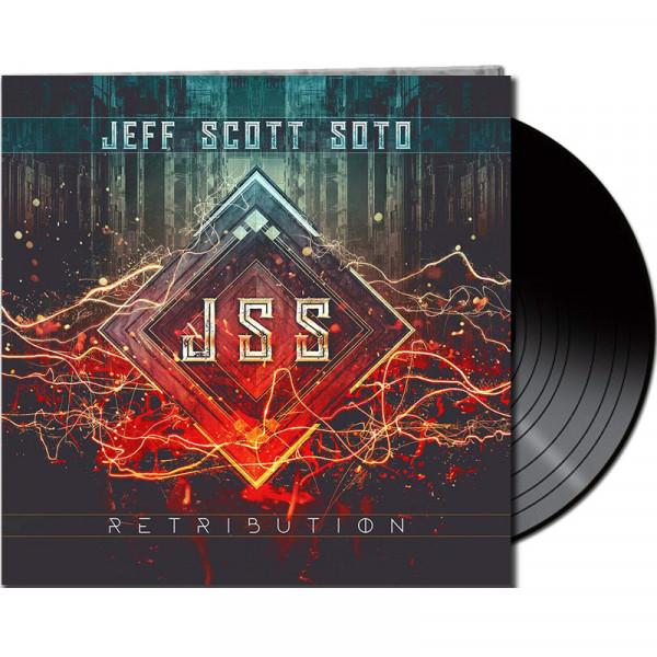 JEFF SCOTT SOTO - Retribution - Ltd. Gatefold Black Vinyl 180 Gram