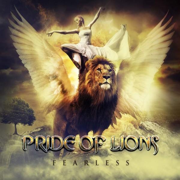 Pride Of Lions - Fearless (Ltd.Gatefold Black Vinyl, 180 Gramm)