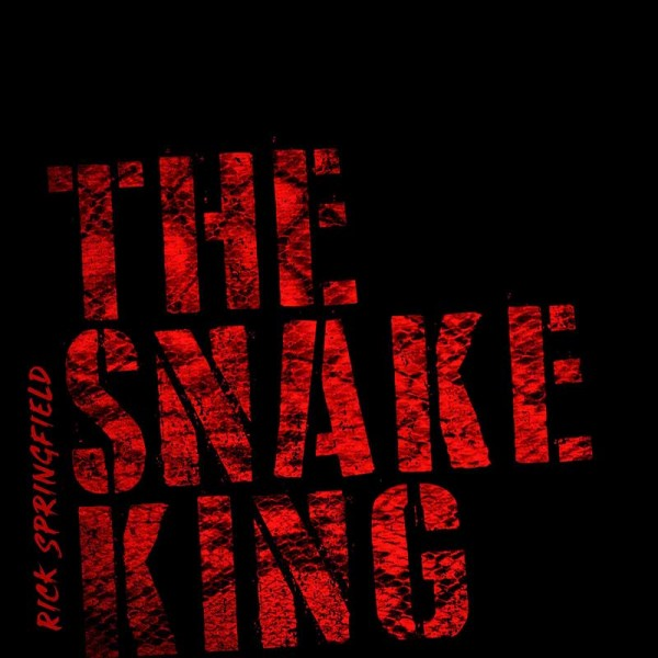 RICK SPRINGFIELD - The Snake King - CD Jewelcase