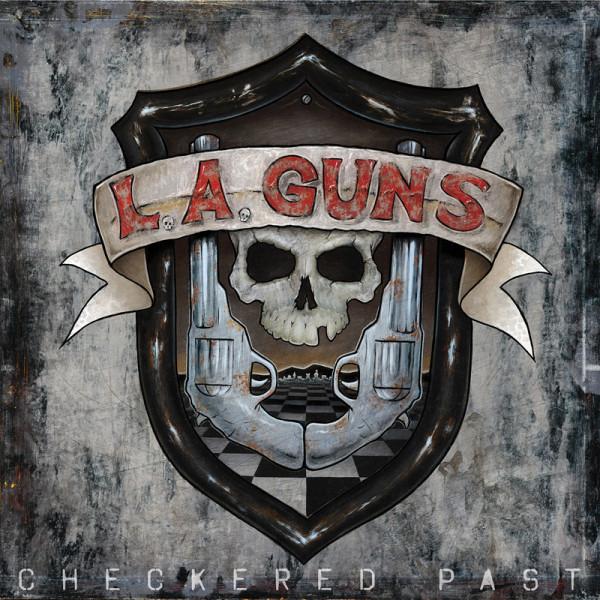 L.A. GUNS - Checkered Past - CD Jewelcase