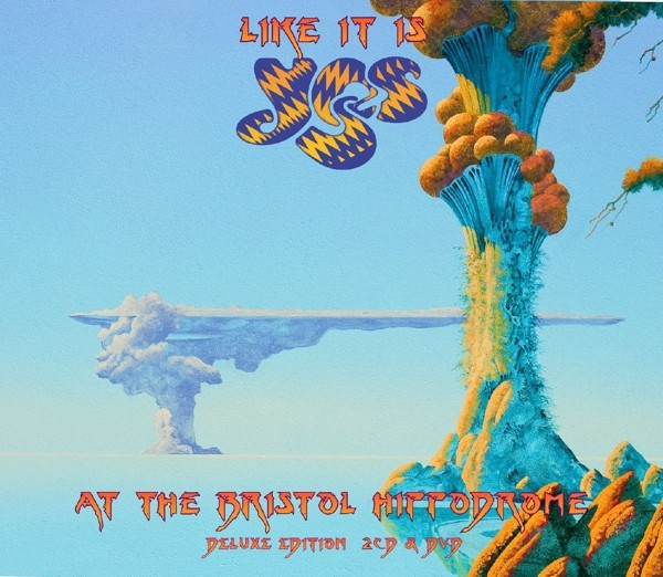 Yes - Like It Is-Yes At The Bristol Hippodrome (Ltd.D