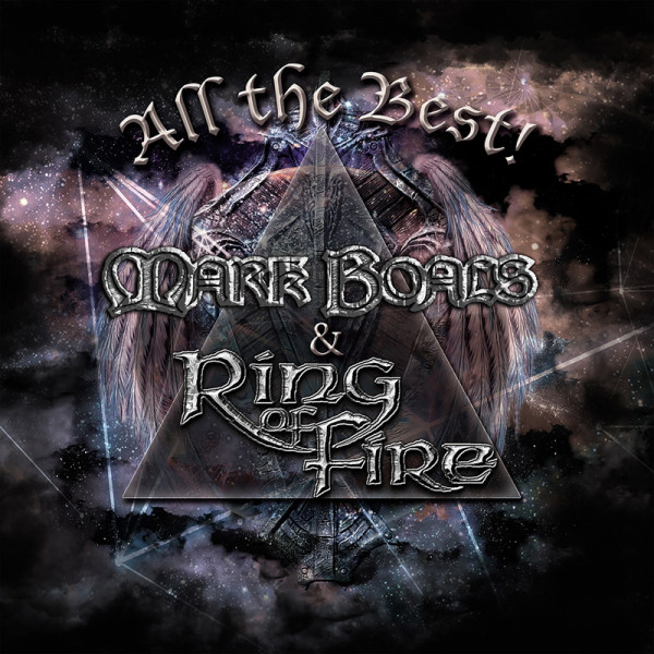 MARK BOALS & RING OF FIRE - All The Best! - 2-CD Jewelcase