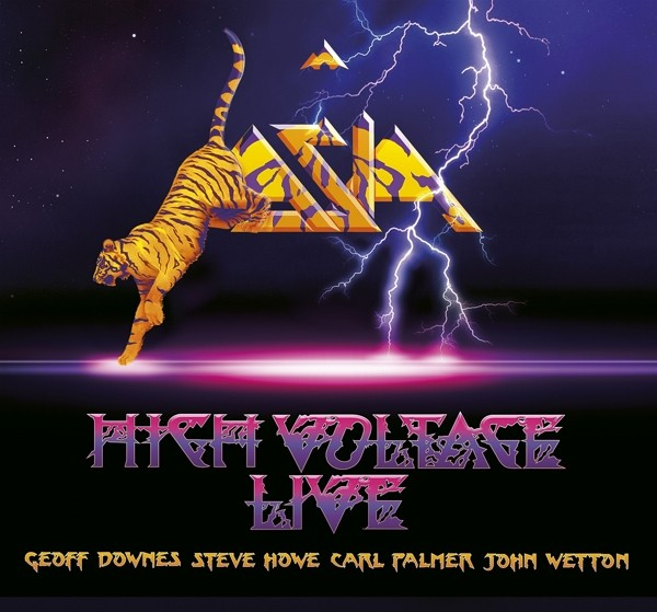 Asia - High Voltage (Digipak)